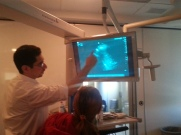 Dr. Ahmed Hegazy waxes about lung ultrasound