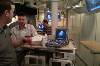 Matt Strauss cardiac day