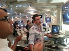 Dr. Almikhlaffi cardiac day