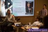 Arntfield and Byrne team up for Ultrasound Fundamentals talk.