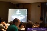 Cardiac Ultrasound workshop led by Dr. Arntfield.