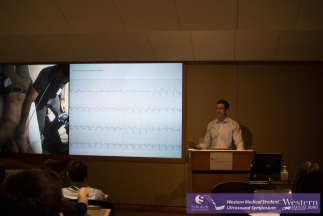 Arntfield on Lung Ultrasound. Clinically important artifacts not limited to ECGs!