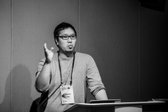 Vince Lau discussing interpretation of RV function.