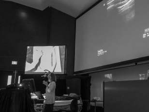 Vicki Noble takes us on a tour of lung ultrasound in a live demo